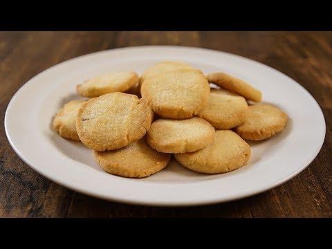 How to Make Classic Shortbread Cookies   Shortbread Biscuits Recipe   Shortbread Cookies by Neelam