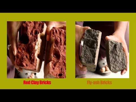 Aerated concrete VS Red clay bricks