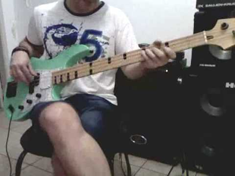 Mr Big - Green Tinted Sixties Mind (Bass Line )