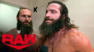 Elias is fired up after defeating Kofi Kingston: WWE Network Exclusive, April 19, 2021