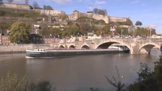 Balade des quais à Namur