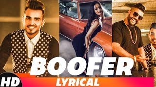 Boofer (Lyrical Remix) | Armaan Bedil feat Sukh-E & Whistle | Latest Remix Song 2018