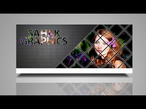 Facebook Cover Photo Design In Photoshop cc | By sahak