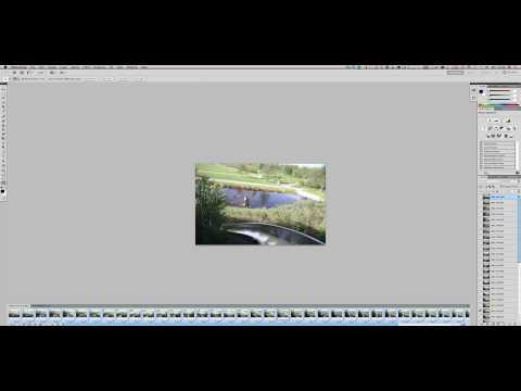 Gif Animation mit Photoshop CS5 erstellen