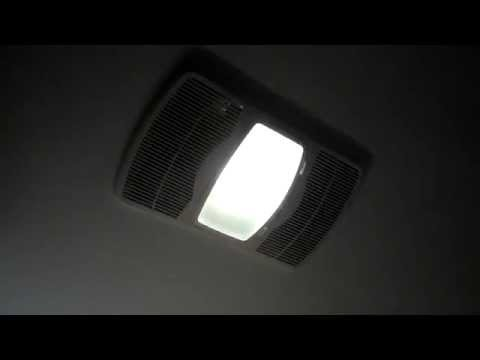 Air King AK965 Fan Heater w/ Light Unit