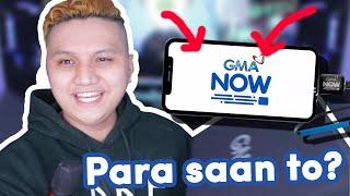 Para saan ba to'ng GMA NOW? (Unboxing)