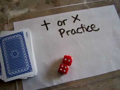 Add or Multiply Practice by Math Kit Tutor Games
