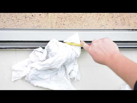 How to Clean Tracks On Sliding Door with Jason Windows