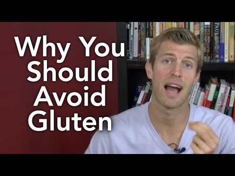 Why You Should Avoid Gluten-Transformation TV-Episode #012