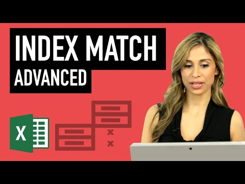 Excel Index Match Advanced: Lookup multiple criteria in rows or columns (3 Methods)