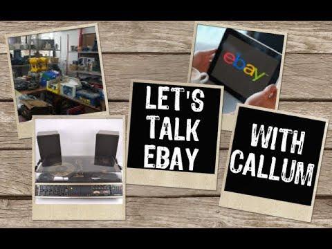 Let's Talk Ebay #8 with Callum - EXPENSIVE AUCTION HAUL, RETURN RANTS & SONY ALPHA SLT-33 REVIEW