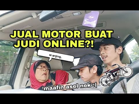 Xxx Mp4 PRANK JUAL MOTOR KE NENEK BUAT JUDI ONLINE Bahasa Sunda Karuhunya Keluar 3gp Sex