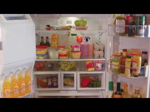 How to Clean a Funky Fridge