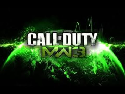 Call of Duty mw3   online live stream ..pc game play PART 3