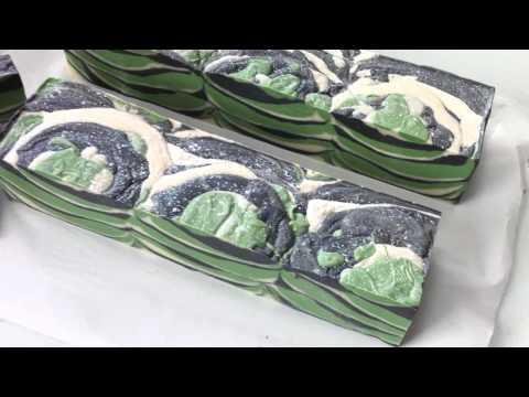 Eucalyptus Spearmint Luxury Shea Butter Soap