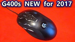 Logitech G400 Gaming Mouse Disassembly + Troubleshooting