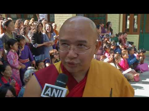 Dalai Lama begins three-day teaching session in Indian hill town