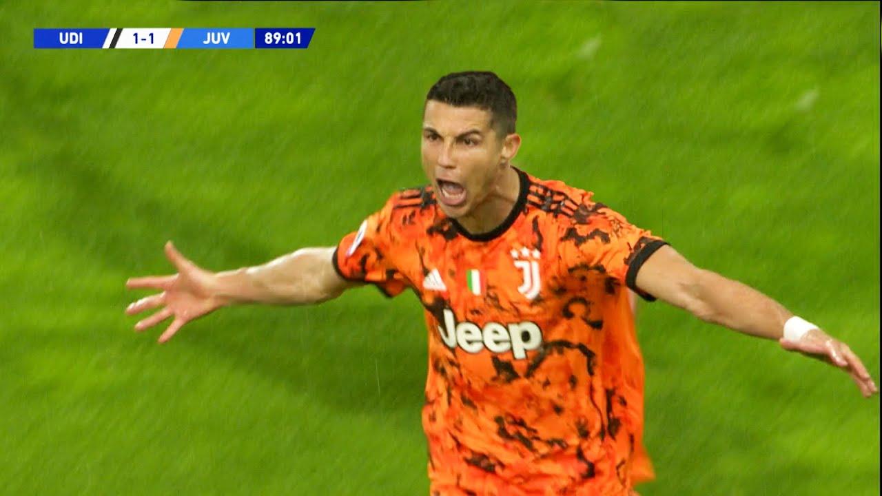 7 Times Cristiano Ronaldo Single Handedly Saved Juventus