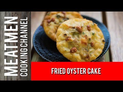 Fried Oyster Cake - 炸蚝饼