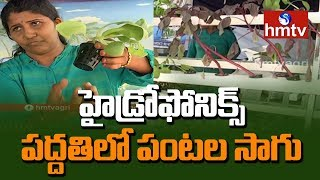 Horticulture Exhibition at Necklace Road | Hydroponic Agriculture System | Nela Thalli | hmtv