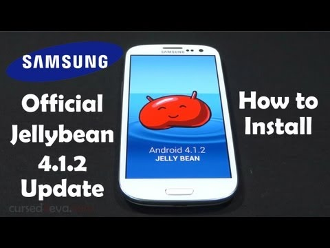 Galaxy S3 - Official Jelly Bean 4.1.2 (Multi Window & Note 2 Features)  - How to Flash/Install