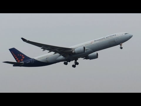 Tribute to Brussels Airlines