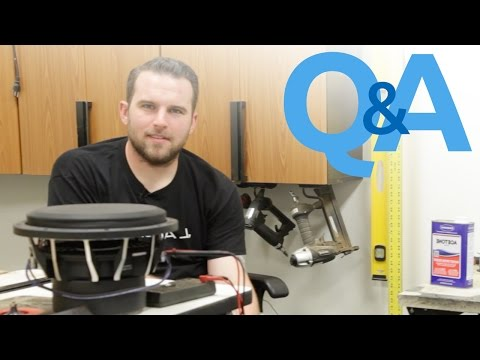 Multiple Crossovers Filters and How To Set Them | Car Audio Q&A