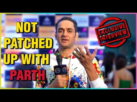 Vikas Gupta Clarifies NOT PATCHING Up With Parth Samthaan | EXCLUSIVE Interview