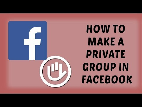 How To Make A Private Group In Facebook | Create A Group On Facebook | Tutorials In Hindi