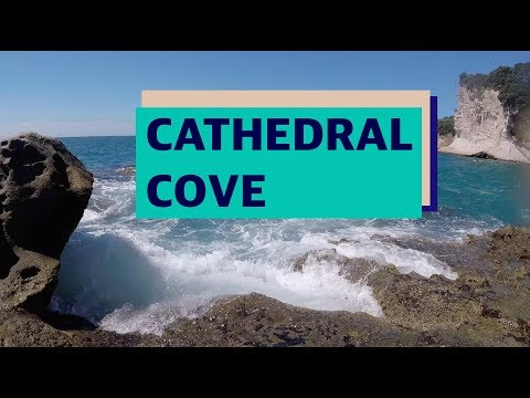Cathedral Cove (Part 1)