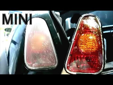 MINI Cooper Tail Light Replacement