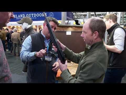 The British Shooting Show: Blaser