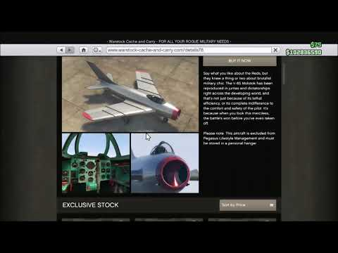 GTA Smuggler's Run How to get 25% off the new air vehicles  Trade in Price