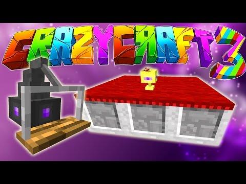 Minecraft Crazy Craft 3: Altar & Distillery! (Witchery Mod) #59