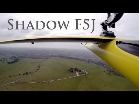 Shadow F5J: April 2015