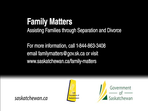 Family Matters - Assisting Families through Separation and Divorce