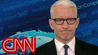 Anderson Cooper: Hard to fact check Trump