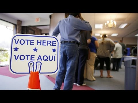 Court Orders Texas To Change Its 'Discriminatory' Voter ID Law