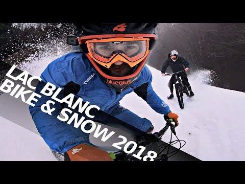 SNOW MTB CARNAGE - LAC BLANC BIKE & SNOW 2018 -subtitled-
