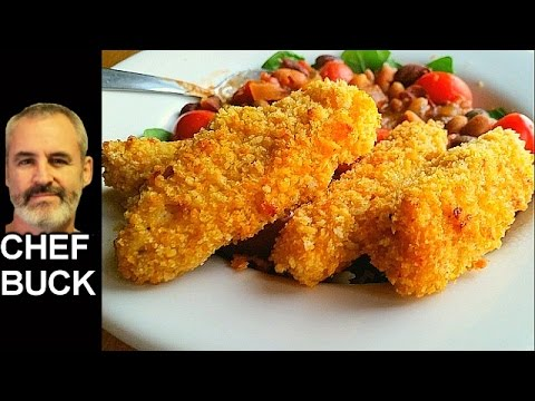 Best Chicken Tenders Recipe in the oven