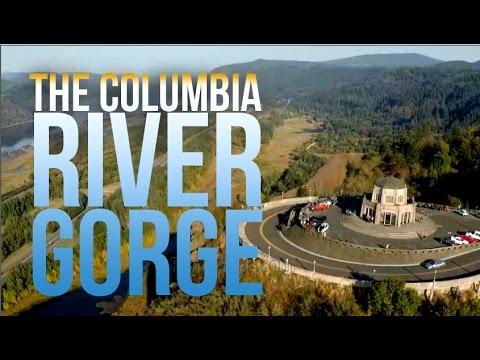 The Columbia River Gorge, Oregon