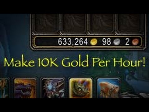 [Unlimited] Wow Gold Farming 6.0.3 - [Works In 6.0.3]