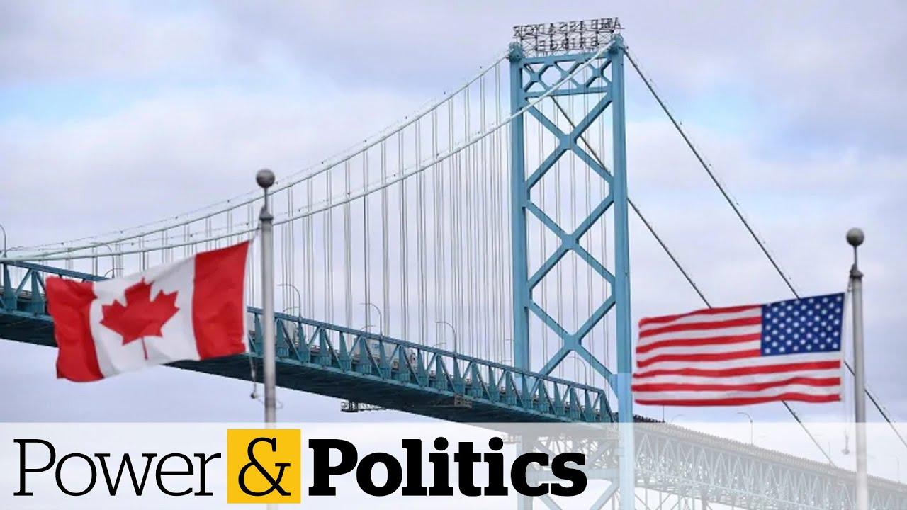 U.S. congressman wants the Canada-U.S. border open by July