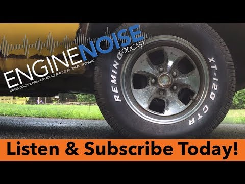 Engine Noise Podcast - Ratty Muscle Car Approved!