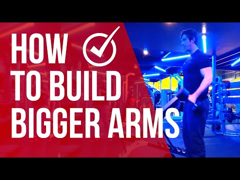 Outer Bicep Exercises | How to Build Wider Arms