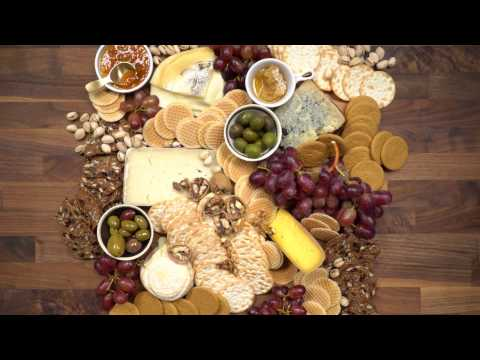 How to Make a Giant Party Platter   How To: Kitchen   Real Simple