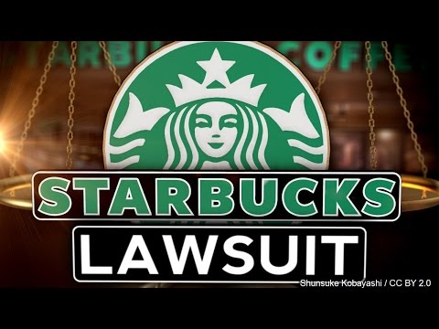 Starbucks Is Getting Sued For Under Filling Lattes