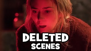 A Quiet Place DELETED SCENES, Monster Changes & Original Script Explained
