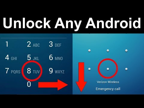How to Unlock Android Pattern or Pin Lock without losing data in Urdu/Hindi