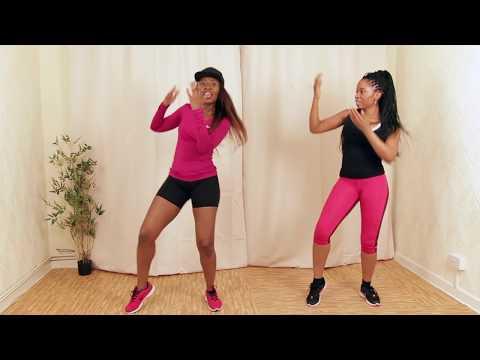 Afrobeats Workout | Legs Bums & Tums Workout